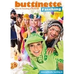 Buttinette Fasching Karneval Katalog 2019 Katalog