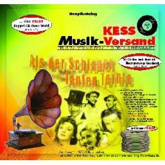 Der kess musik versand katalog katalog for Versand katalog