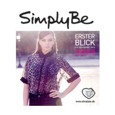 Simply Be Herbstwinter Katalog