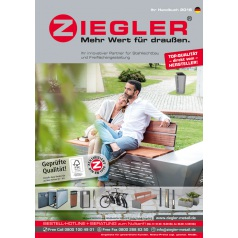 ziegler handbuch 2016 katalog. Black Bedroom Furniture Sets. Home Design Ideas